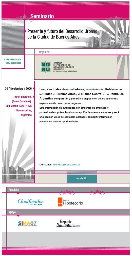 Seminario CEDU, noticias sobre NEWS EMPRESAS en Reporte ...